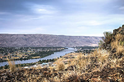 State Love Nancy Ingersoll - Snake River to the Hill by Brad Stinson