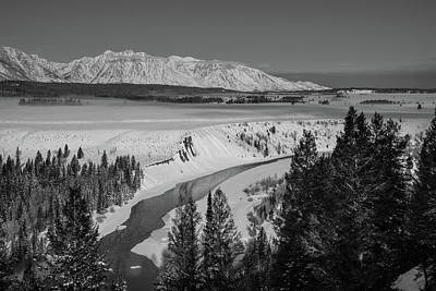 Photograph - Snake River View by Michael Balen