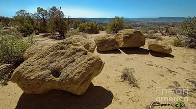 Photograph - Snake Rock by Jonathan Fine