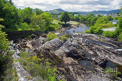 Photograph - Sneem River Ireland by Cindy Murphy - NightVisions