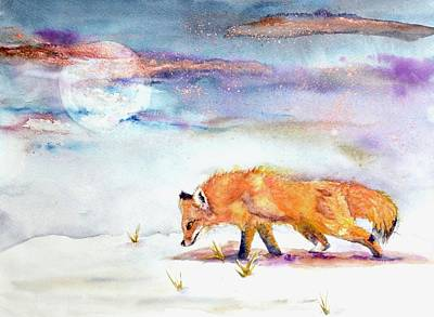 Painting - Sniffing Out Some Magic by Beverley Harper Tinsley