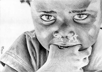 Drawing - Snot Nose by Ferran Serra