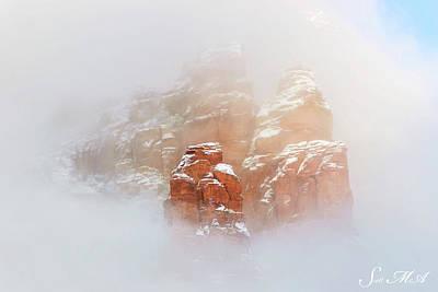 Photograph - Snow 07-099 by Scott McAllister