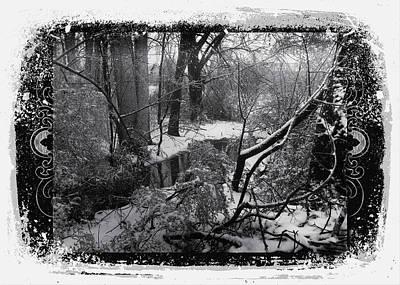 Photograph - Snow 2018 by Robert G Kernodle