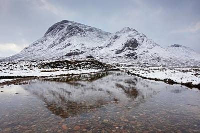 Photograph - Snow At Lagangarbh by Stephen Taylor