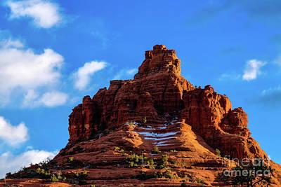 Snow Bell Original by Jon Burch Photography