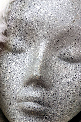 Photograph - Snow Child by Jez C Self