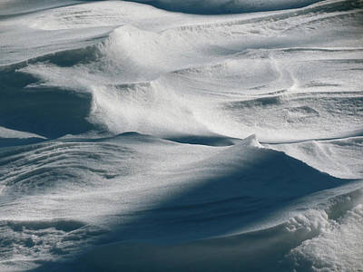 Photograph - Snow Drift by Azthet Photography