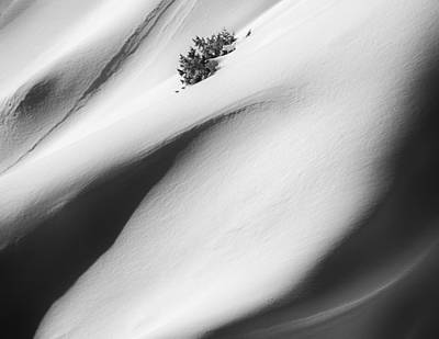 Snow Drifts Photograph - Snow Drift by Joseph Smith