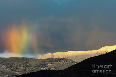 Photograph - Snowbow by Rod Jones