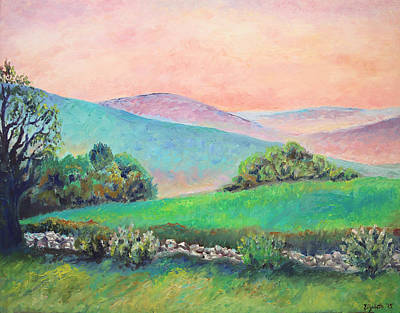 Painting - Snowdonia by Elizabeth Lock
