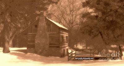 Photograph - Snowed In Nostalgia by Tami Quigley