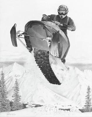 Snowmachine Jump Original