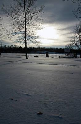 Snowmageddon Photograph - Snowmageddon by Angela Siener