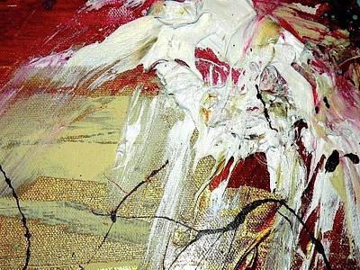 Robert Daniels Painting - Snowman by Robert Daniels