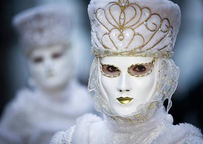 Photograph - Snowqueen II by Stefan Nielsen
