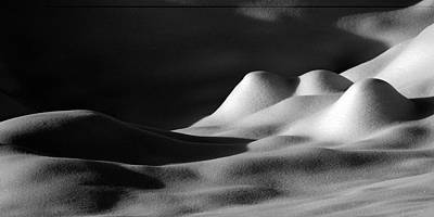Photograph - Snowscape 1 by Catherine Lau