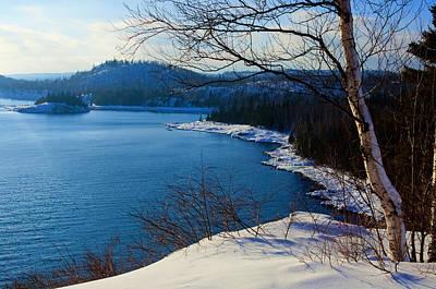 Photograph - Snowscape by RC Pics