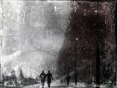 Snowy Digital Art - Snowy by Andrea Barbieri