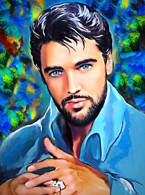 Digital Art - So Beautiful by Karen Showell