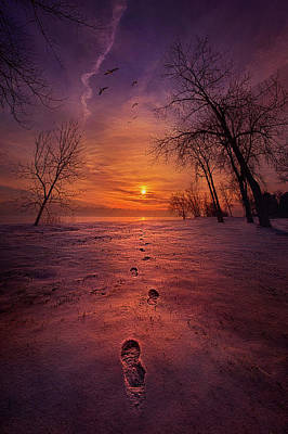 Photograph - So Close No Matter How Far by Phil Koch