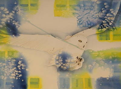 S.o. Cold Art Print by Terry Honstead