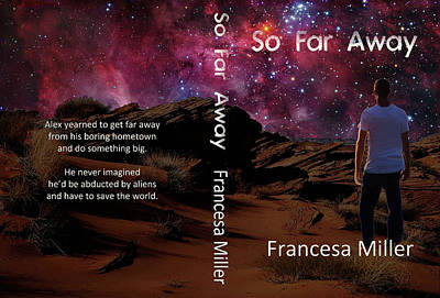 Digital Art - So Far Away Cover by Francesa Miller