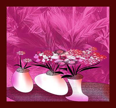 Digital Art - So Glad To See You by Iris Gelbart
