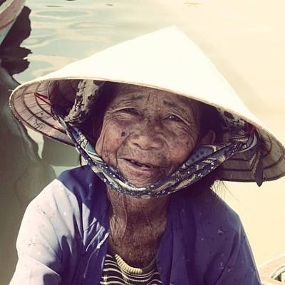Photograph - So Many Stories #vietnam #vietnamese by Paul Dal Sasso