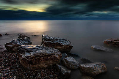 Photograph - So Many Storms by CA Johnson