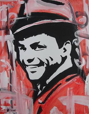 So Sinatra Art Print