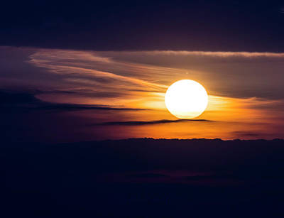 Photograph - So Sunset With Venus Rising by Steven Poulton