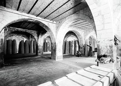 Photograph - Soap Stock Room 1940 by Munir Alawi