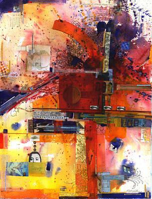 Soapbox Art Print by Chris Monette Appleton