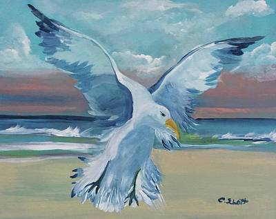 Painting - Soar by Christina Schott