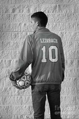 Photograph - Soccer 02 by E B Schmidt