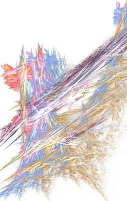 Digital Art - Societies by Dwayne Jahn