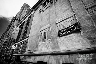 Society For Ethical Culture Building New York City Usa Art Print