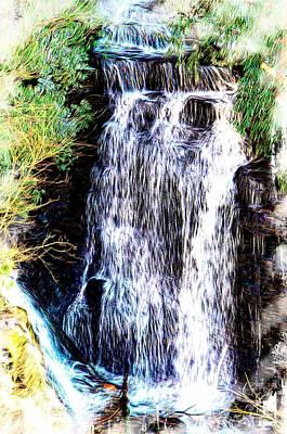 Photograph - Soco Falls by Bill Howard