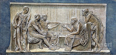 Photograph - Socrates (c380-c450) by Granger