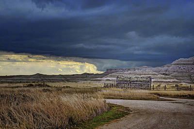 Photograph - Sod House - Prairie by Nikolyn McDonald