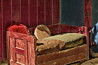 Photograph - The Sofa by Denis Lemay