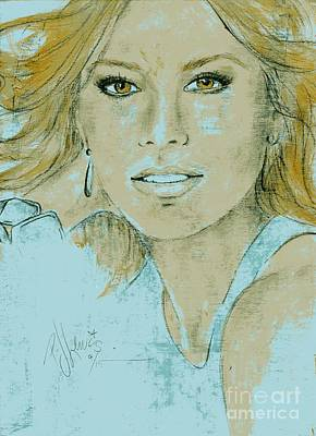 Sofia Vergara Original by P J Lewis