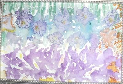 Soft And Pretty Art Print by Anne-Elizabeth Whiteway