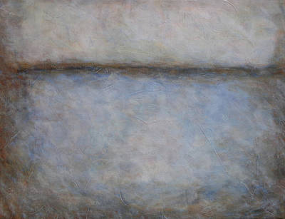 Soft Awakening Abstract Painting Original