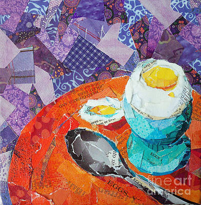 Painting - Soft Boiled by Patricia Henderson