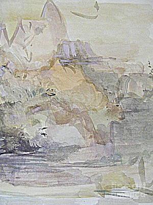 Painting - Soft Dreams by Nancy Kane Chapman