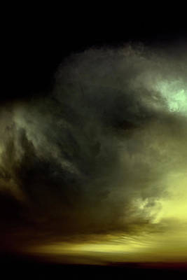 Abstract Landscape Royalty-Free and Rights-Managed Images - Soft Halo by Lonnie Christopher