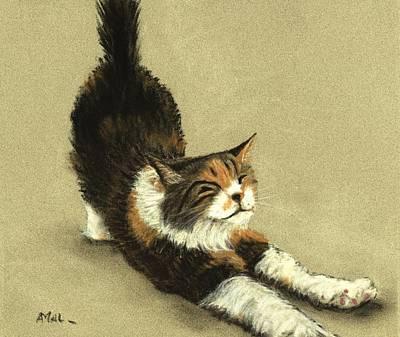Pastel - Soft Kitty by Anastasiya Malakhova