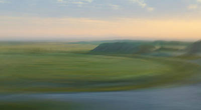 Photograph - Soft Landscape by Rick Mosher